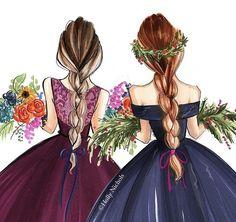 Holly Nichols illustrations