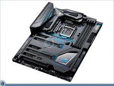 ASUS ROG Maximus VIII Formula motherboard pictured - ASUS - News - ocaholic