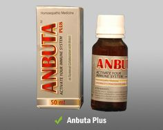 ANBUTA plus is particularly effective on patients with Immunomcompromised conditions. ANBUTA Plus is a homeopathic immunomodulator which helps to modulate the immune system.