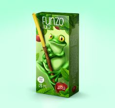 Funzo Juice Packaging (Concept) on Packaging of the World - Creative Package Design Gallery