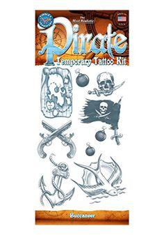 Pirate Buccaneer Temporary Tattoo Kit Standard Gray http://www.amazon.com/dp/B00NIWP804/ref=cm_sw_r_pi_dp_udE-ub0K0X1HR