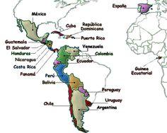 Vamos a Aprender Español: Los países hispanohablantes