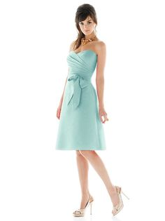 Alfred Sung Style D445 http://www.dessy.com/dresses/bridesmaid/d445/?color=midnight&colorid=47#.UjmpgKNOnFo