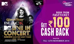 Rare rapture for #Guwahati on this Nov 15th, 2014 when the singing diva Sunidhi Chauhan & the sugar singer Ankit Tiwari at Greenwood Resort.   Rock the evening with #MTV Live in Concert.   Book your entry tickets via Fastticket.in at special #discounts!   Visit: http://fastticket.in/event/mtv-live-in-concert