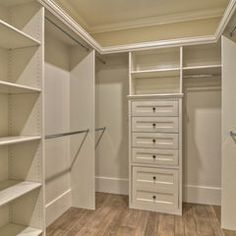 traditional closet by Spinnaker Development