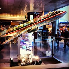 At JFK airport- NY- USA