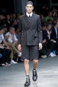 01 Givenchy Hombre Primavera Verano 2015 Paris Fashion Week Trend | Givenchy…