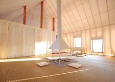 Meme Meadows Experimental House, Kengo Kuma and Associates