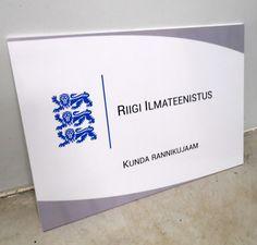 Riigi Ilmateenistus silt - Reklaamitootja.ee - http://reklaamitootja.ee/87-riigi-ilmateenistus-fassaadisilt-jpg/