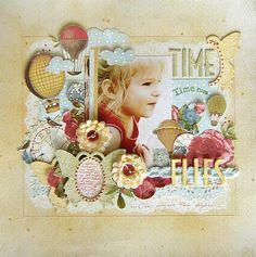 {Time Flies} - Scrapbook.com