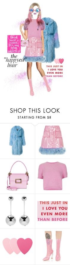 """Having Fun. Nothing more."" by shellygregory ❤ liked on Polyvore featuring Saks Potts, Topshop, Roger Vivier, J.W. Anderson, INC International Concepts, Sephora Collection, Cape Robbin and Lime Crime"