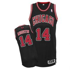3d5f249f8 D.J. Augustin jersey-Shop for NBA D.J. Augustin Authentic Men s Black Jersey  small