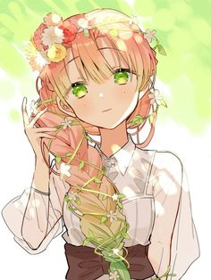 Kimetsu no Yaiba Anime Chibi, Manga Kawaii, Chica Anime Manga, Fanarts Anime, Kawaii Anime Girl, Anime Girl Hot, Pretty Anime Girl, Beautiful Anime Girl, Anime Art Girl