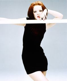 Shirley Manson of Garbage (then)