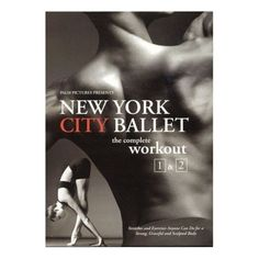 NYC Ballet Workout, love this book. :)