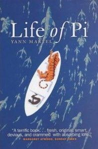 Life of Pi, Yann Martel