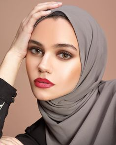 INAYAH | We stock a range of Soft Crepe Hijabs in various shades and sizes to suit your styling needs. Vintage Khaki Soft Crepe Hijab www.inayah.co