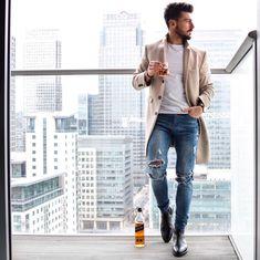 "6,378 Likes, 82 Comments - @rowanrow on Instagram: ""Drive German, Wear Italian, Drink Scotch, Kiss French.  _____________________  #LoveScotch #Ad"""
