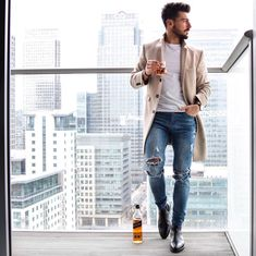"6,378 Likes, 82 Comments - @rowanrow on Instagram: ""Drive German, Wear Italian, Drink Scotch, Kiss French. _____________________ #LoveScotch #Ad"""