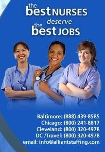 THE BEST NURSES DESERVE THE BEST JOBS