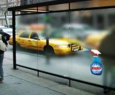 guerilla marketing vind ik een geweldige manier van campagne voering, interactie tussen het merk of product met de consument: