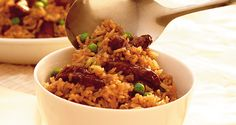 Barbecue Rice | Del Monte Philippines http://www.delmonte.ph/kitchenomics/recipe/barbecue-rice