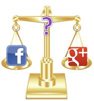 Google Plus Daily: The Main Differences Between Facebook & Google+