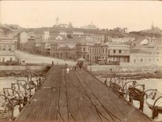 Port Elizabeth of Yore: The Grand Hotel - The Casual Observer New Brighton, History Online, British Government, Port Elizabeth, African History, Grand Hotel, Lighthouse, South Africa, Paris Skyline