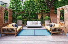 100+ Best Roof Gardens images | roof garden, rooftop ...