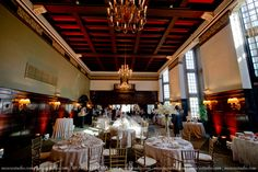 Weddings at the University Club of Portland. Main Dining Room. Photo taken by @moscastudio #universityclubofportland #uclubpdx #portland #oregon #weddings
