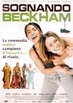 Dal mondo anglo-hindi di #SognandoBeckham (2002, di Gurinder Chadha), una lezione sempre attuale di carattere, sogni da realizzare, rispetto e cambiamento. Il film che consacrò #KeiraKnightley