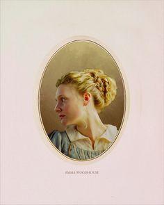 Austen Heroines: Romola Garai, Emma Woodhouse - Emma (TV, Mini-Series, 4 episodes, 2009)