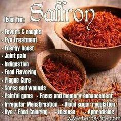 Saffron?