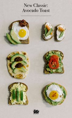 No matter how you slice it, avocado toast is more than just a trend — it's a new staple for breakfast, lunch, and dinner. [Featured Design: Fairbourne™]