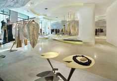 PORTS 1961 on The Bund in Shanghai by ARCHI-TECTONICS