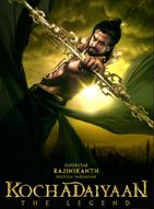 http://www.ticketnew.com/onlinetheatre/online-movie-ticket-booking/tamilnadu-chennai/Kochadaiyaan.html  Rajinikanth and Deepika Padukone upcoming movie is kochadaiyaan, the story which tells about the pandiyan dynasty king period. Sarath Kumar, Aadhi, Nassar, Jackie Shroff are the ruling kings. The movie finalized to release on may 9 2014.