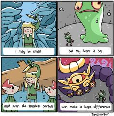 The Minish Cap via Timecowboy