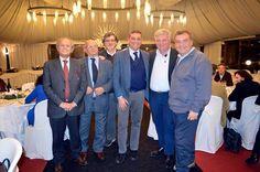 """Alcuni dei protagonisti della Cena di Gala di fine anno dell'Associazione """"Spaghettitaliani"""" tenutasi, lo scorso 19 Dicembre 2015, presso la Dimora Storica di Villa Signorini!!!"""