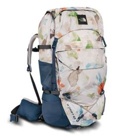 You'll be uber prepped for your next expedition with this technical 65-liter pack that's designed to comfortably fit women's smaller proportions and boasts 12 pockets. A lightweight sack pack lets you take just the necessities and explore, and a top-loading main compartment makes unpacking a breeze.