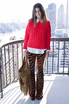 Trendspotting: Fancy Pants | Man Repeller
