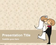 Wedding Cards PowerPoint template is a free wedding PowerPoint theme that you can download to make awesome wedding cards using PowerPoint and sharing online, or you can prepare a wedding presentation in PowerPoint using this nice wedding PPT template