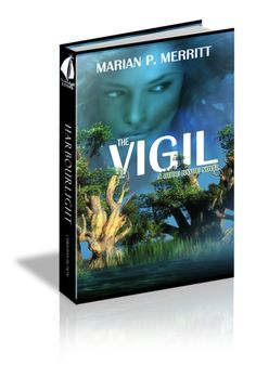 The Vigil: Softcover // To read by #MarianMerritt @pelicanbooks