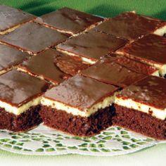 Druh receptu: Sladkosti - Page 9 of 329 - Mňamky-Recepty. Vanilla Custard, No Bake Cake, Tiramisu, Sweets, Baking, Ethnic Recipes, Cakes, Sweet Pastries, Bread Making