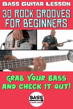 Bass Guitar Scales, Bass Guitar Chords, Learn Bass Guitar, Bass Guitar Lessons, Guitar Lessons For Beginners, Learn To Play Guitar, Guitar Songs, Bass Guitars, Classic Rock Songs