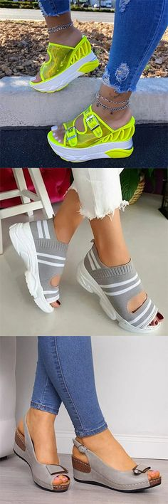 You can buy the trendy fashion shoes, clothing and bags here. Enjoy your shopping journey now! High Heel Boots, Heeled Boots, Shoe Boots, Trendy Sandals, Hype Shoes, Dress With Sneakers, Comfy Shoes, Casual Boots, Summer Shoes