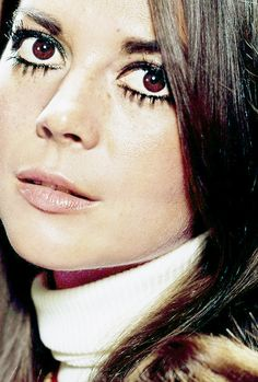 Natalie Wood, underrated actress, who died too young...turned in many outstanding performances in the 60s, but seemed to fall off the cliff before her untimely death
