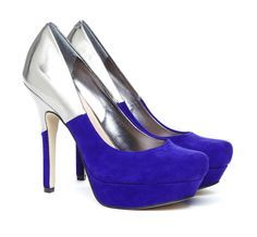 ANNALISE  round toe pump