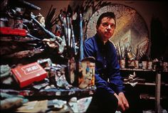 Francis Bacon by Ian Berry 1967 London. Francis Bacon, Ian Berry, World Best Photographer, List Of Artists, Artist List, Painters Studio, Mystery, Magnum Photos, Best Photographers