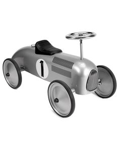 Schylling Silver Metal Racecar Speedster is on Rue. Shop it now.
