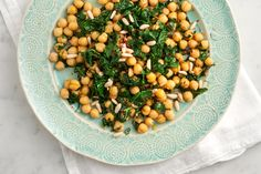 Spanish Chickpeas with Kale recipe from Food52